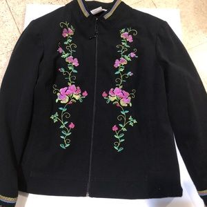 Nancy Bolen City Girl jacket